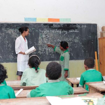 Le financement public de l'éducation nationale à Madagascar